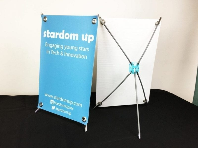 tabletopx typebannerstanddisplay