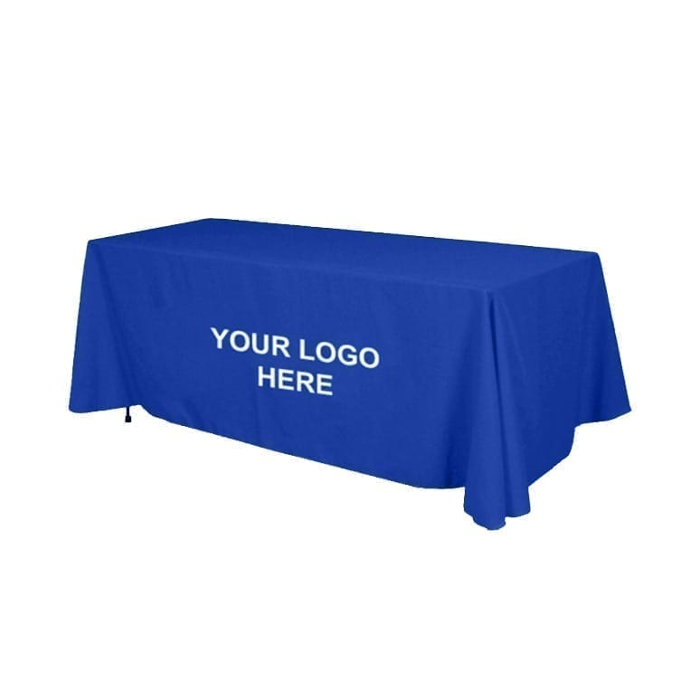 custom table covers imprinted